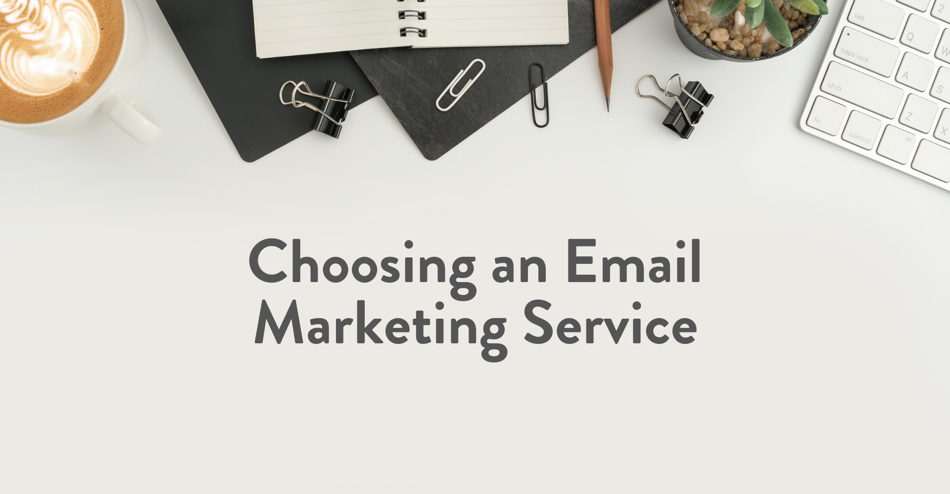 Choosing an email marketing service - with Kay Peacey of Slick Business