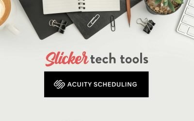Acuity Scheduling Recommendation