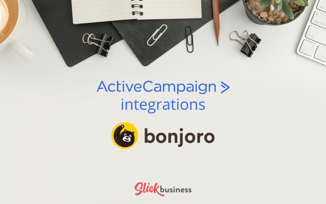 ActiveCampaign integrations with Bonjoro