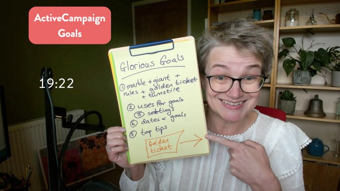How to set up and use Goals in ActiveCampaign